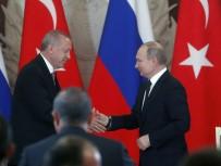 RECEP TAYYİP ERDOĞAN - Erdoğan Ve Putin, Osaka'da Görüşecek