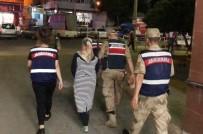 FETÖ'den Aranan Kadın Dedesinin Evinde Yakalandı