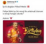 GALATASARAY - Galatasaray, Felipe Melo'yu unutmadı!