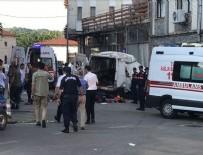 Edirne'de düzensiz göçmenleri taşıyan araç kaza yaptı: 10 ölü, 30 yaralı