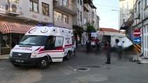 GÜNCELLEME - Edirne'de Düzensiz Göçmenleri Taşıyan Araç Kaza Yaptı
