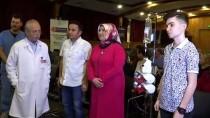 Kalp Nakli Bekleyen Gence Hastanede Mezuniyet Sürprizi