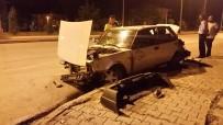 Konya'da Trafik Kazası Açıklaması 2 Yaralı