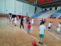 Kumluca'da Yaz Spor Okuları Başladı