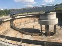 Nevşehir Belediyesi Atık Su Arıtma Tesisinde Bakım Çalışması Başlatıldı