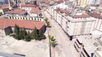 Nevşehir Belediyesi'nin Sıcak Asfalt Atağı Sürüyor