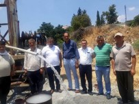 Saatli Köyünün Su Sorunu Çözüldü