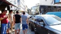 Tuzla'da Feci Kaza Açıklaması 10 Yaralı