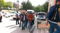 Amasya'da Uyuşturucu Operasyonuna 4 Tutuklama