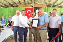 MUSTAFA YIĞIT - Antalya'da 3'Üncü Hastalıktan Ari İşletmesi Açıldı
