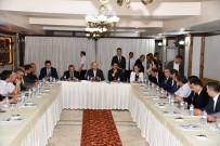 FATIH ÜRKMEZER - BAKAB Dönem Başı Meclis Toplantısı Yapıldı