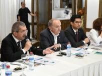 FATIH ÜRKMEZER - BAKAB'ın Yeni Başkanı Dr. Faruk Özlü Oldu