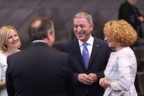 ATLANTİK KONSEYİ - Bakan Akar NATO INF Oturumu'na Katıldı