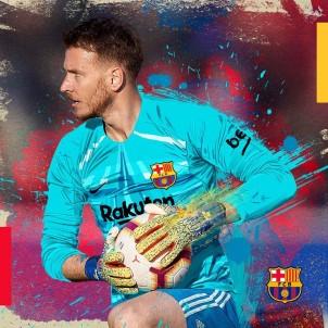 Barcelona'dan kaleci transferi!
