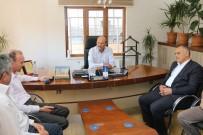 Başkan Öztürk'ten Taşıyıcılar Kooperatifine Hayırlı Olsun Ziyareti