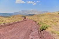 Battalgazi'de Yayla Yolları Genişliyor