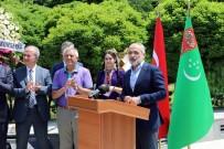 KÜLTÜR GÜNLERİ - Cumhurbaşkanı Başdanışmanı Topçu, Mahtumkulu Firaki Şiir Bayramı'nı Kutladı