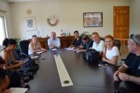 HAKEM KURULU - Didim Traitlon Türkiye Şampiyonasına Hazır