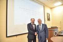 İBRAHİM HAKKI - 'ETÜ-Atatürk Üniversitesi Ar-Ge İşbirliği Hazırlık Çalışması' Toplantısı Yapıldı