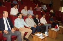 MURAT ÇELIK - GAİB Tarafından Şanlıurfa'da Dijital Dönüşüm Semineri