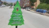 Hakkari Belediyesinden Ağaç Temalı Uyarı Levhaları