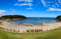 Kocaeli'nin Bir Plajına Da Ha 'Mavi Bayrak'