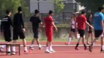 MILLI ATLET - Milli Atletlerin Hedefi Avrupa'da Kürsüye Çıkmak