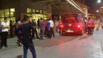 Minibüs İle Motosiklet Çarpıştı Açıklaması 2 Yaralı