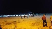 AHMET HAŞIM BALTACı - (Özel) Genç Hafız Dev Dalgaların Arasında Boğularak Hayatını Kaybetti