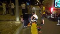 Siirt'te Trafik Kazası Açıklaması 9 Yaralı