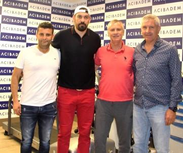 Sivasspor Teknik Heyeti Sağlık Kontrolünden Geçti