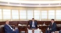 Tarım Bakanı Pakdemirli'den Ağrı'ya Tam Testek