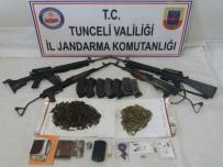 KALAŞNIKOF - Tunceli'de Bir Haftada 11 Terörist Etkisiz Hale Getirildi