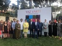 Üsküdar Belediyesi, Yaz Vakti Sergisi İle Türk Ve Dünya Kültüründen İzleri Üsküdar'a Getirdi