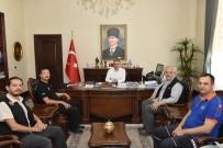 AFAD'tan Vali Soytürk'e Ziyaret