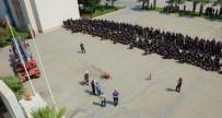AFET BİLİNCİ - Aydın Polis Meslek Eğitim Merkezinde Tatbikat Yapıldı