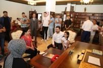 Başkan Rasim Arı, Vatandaşlarla Buluştu
