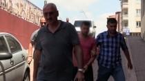 CİNAYET ZANLISI - Çarptığı Aracın Sürücüsünü Öldüren Zanlı Yakalandı