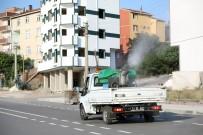 Çayırova'da İlaçlama Çalışmaları Devam Ediyor