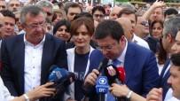 Canan Kaftancıoğlu - CHP İstanbul İl Başkanı Kaftancıoğlu'nun Yargılanmasına Başlandı