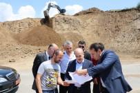Gümüşova OSB'de Ulaşım Sorunları Çözülüyor