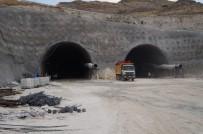HALUK KOÇ - Hasankeyf'te Tüp Tünel Çalışması Sürüyor