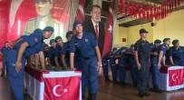 Isparta'da Bedelli Jandarma Erler Yemin Etti