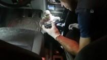 Kablo Hırsızları Jandarma Ekiplerinin Takibiyle Yakalandı