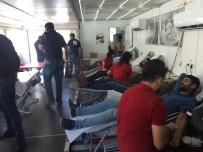 Karlıova'da 200 Ünite Kan Bağışı Yapıldı