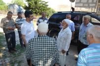 Kaymakam Kazez'den Köy Ziyaretleri