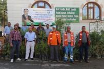 Kilis Belediyesi Asri Mezarlıkta Fide Dağıttı