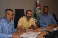 Kırşehir Belediyespor'da Görev Değişimi