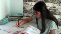 Kızının LGS Sınavı Başarısı, Annesine Moral Oldu