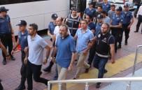 EMEKLİ ALBAY - Kocaeli'de 9 FETÖ Şüphelisi Adliyeye Sevk Edildi
